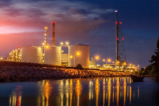Oil and Gas Industry RBI services